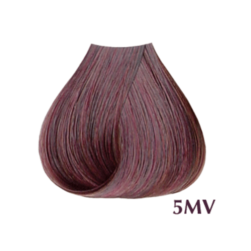 Satin Hair Color Mahogany Series