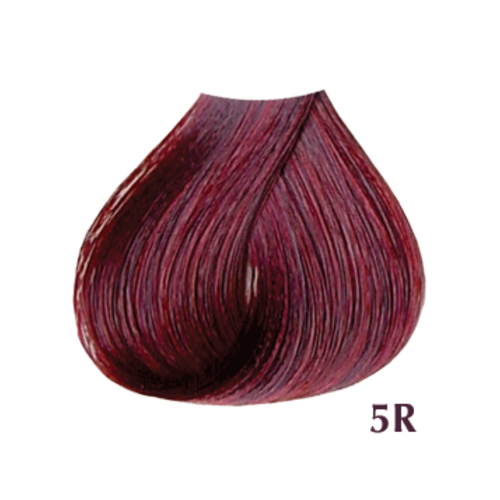 Satin Hair Color Red Series