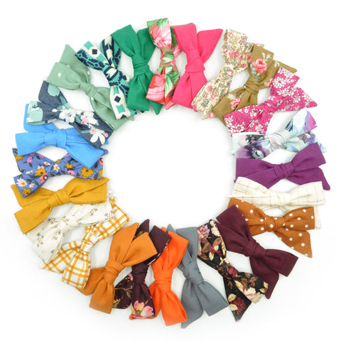 FALL/WINTER BOWS