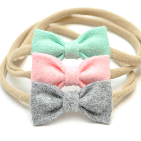 MINI-BELLE BOWS