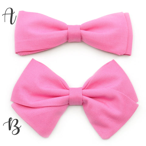 Pink Bow Tie OR Anna Bow