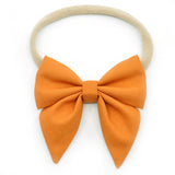 Cider Elle Bow, Toddler Hairclip