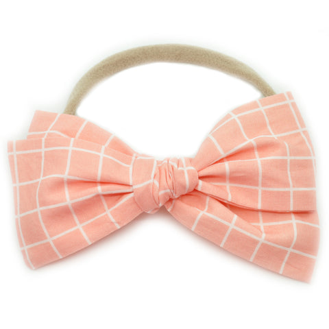 Pink Wrapping Paper Rona Bow