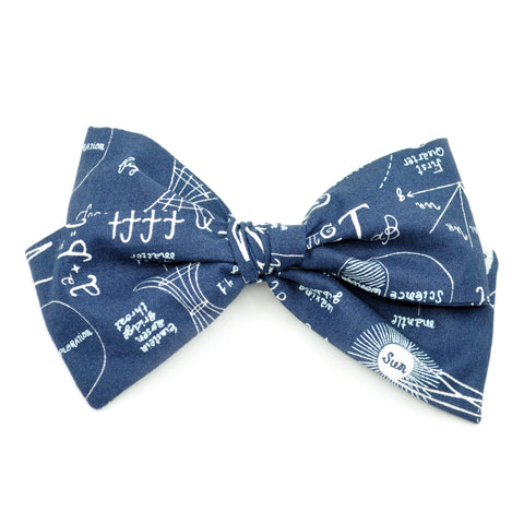 Navy STEM Rona Bow