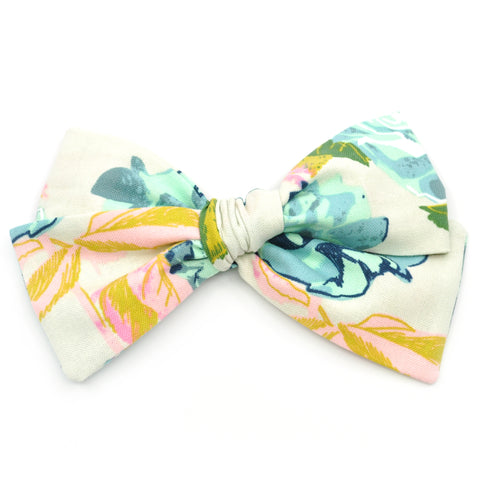 Mint Roses Rona Bow