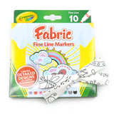 Color-Your-Own Leni Bow AND Fabric Markers