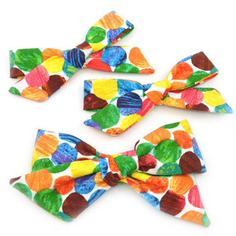 Very Hungry Caterpillar Evy Bows