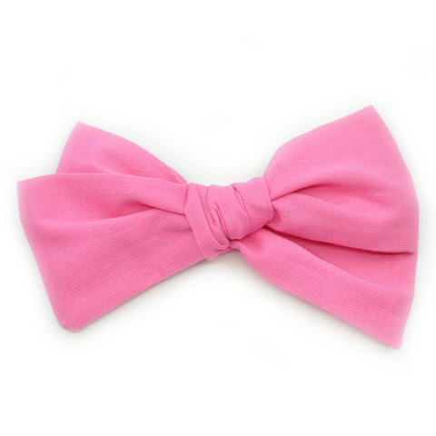 Pink Rona Bow