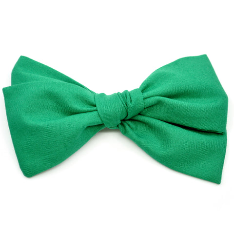 Emerald Green Rona Bow