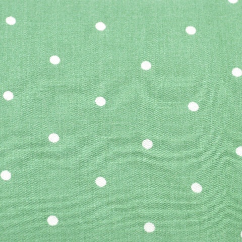 Sage Green Polka Dot Bow Tie OR Anna Bow