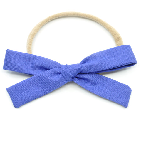 Bluebonnet Leni Bow, Headband or Clip