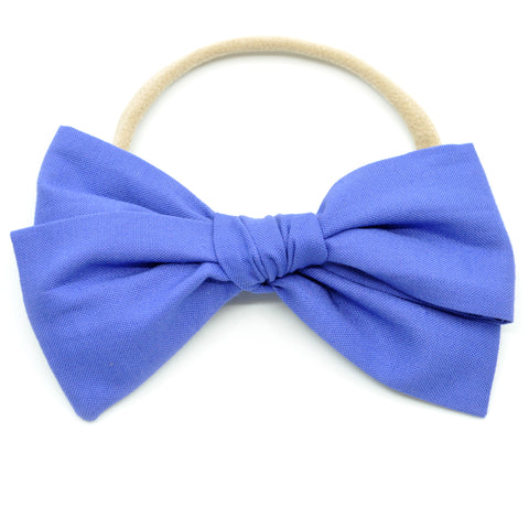 Blue Bonnet Rona Bow