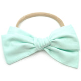 Winter Mint Rona Bow