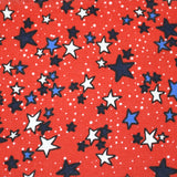 Red Stars & Dots Bow Tie OR Anna Bow