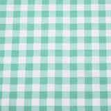 Mint Gingham Bow Tie OR Anna Bow