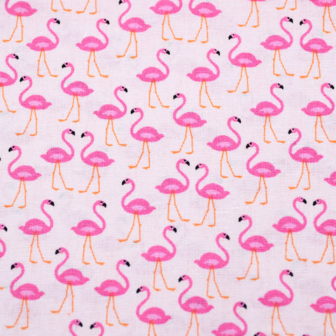 Pink Flamingos Bow Tie OR Anna Bow