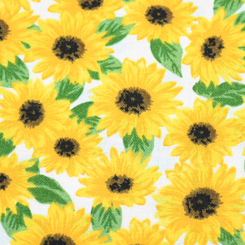 Sunflowers Bow Tie OR Anna Bow