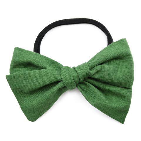 Fern Green Rona Bow