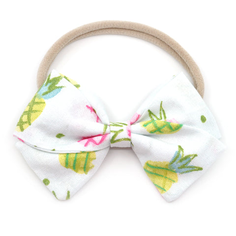 Pineapple Anna Bow