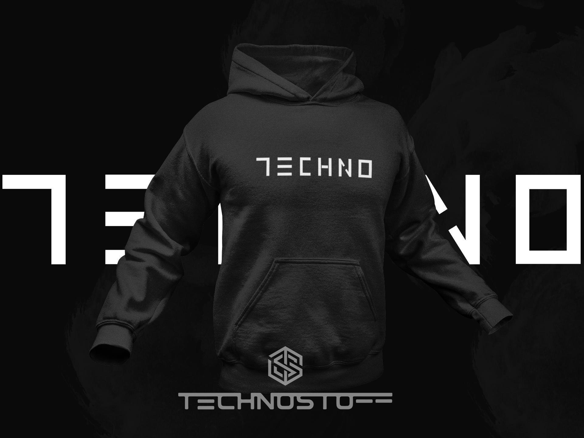 Techno Hoodie Special - #6