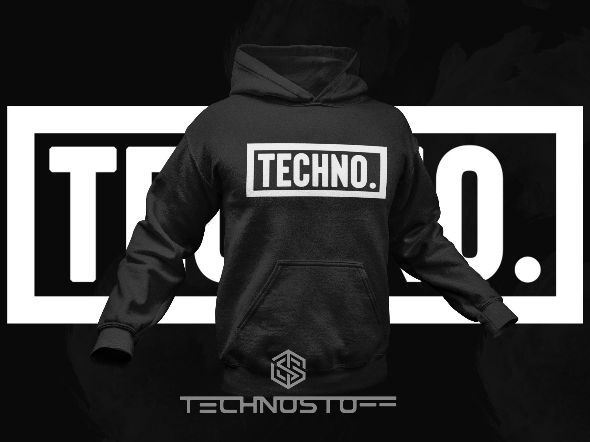 Techno Hoodie Special - #1