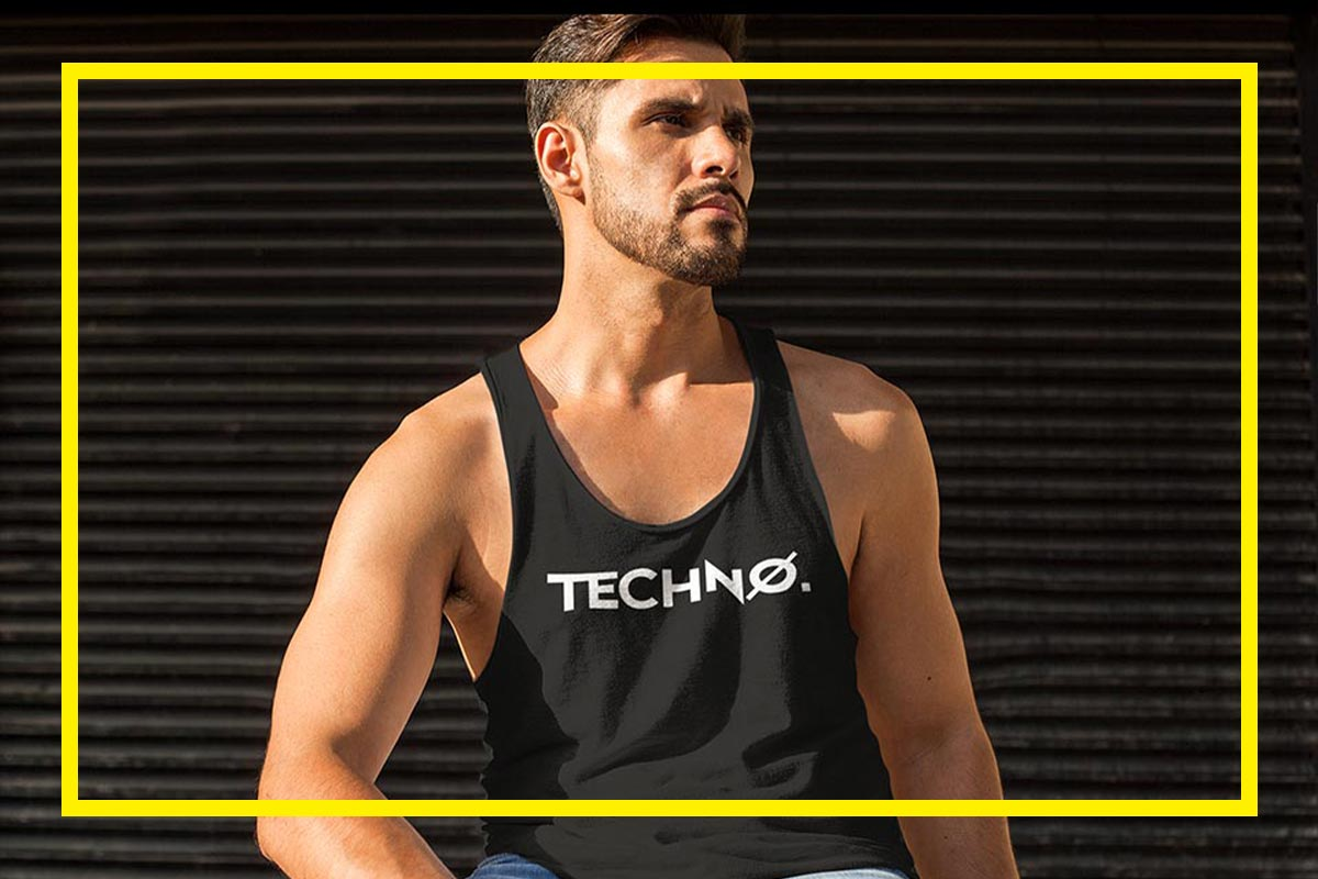 Techno Tank Tops
