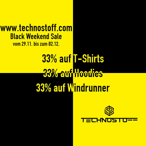 Black Weekend Sale bei Technostoff