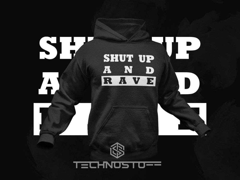 Techno Hoodies