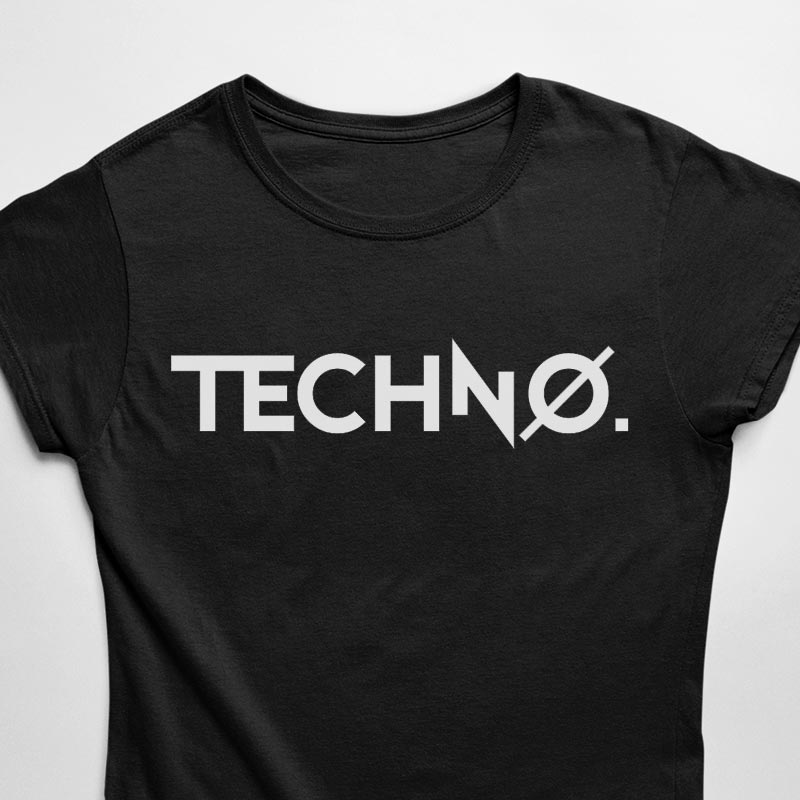 New Techno T-Shirt von Technostoff