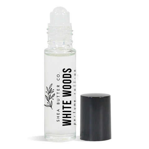 White Woods Roll-On Perfume