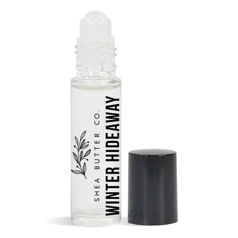 Winter Hideaway Roll-On Perfume