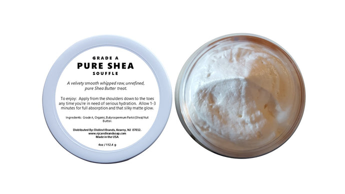Autumn Spice Shea Souffle Whipped Body Butter Cream