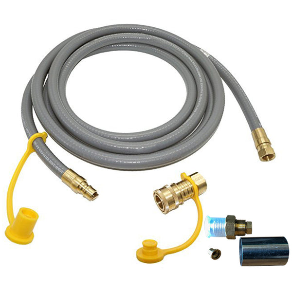 Quick Connect with Natural Gas Conversion Kit
