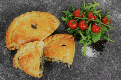 Large Cornish Pasties - Lamb and Mint - Box Of 10
