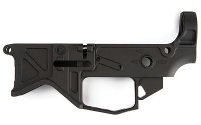 Bad Billet Lw Lower Receiver Black
