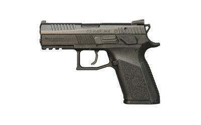 "CZ P-07 9mm 3.8"" Black 15rd"