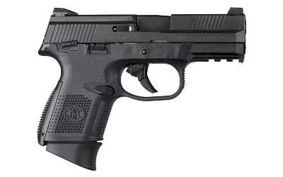 FN America Fns-9c 9mm Ms 3-10rd Black