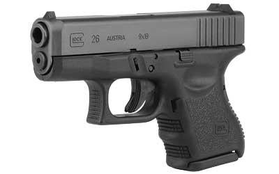 Glock 26 9mm Subcomp 10rd
