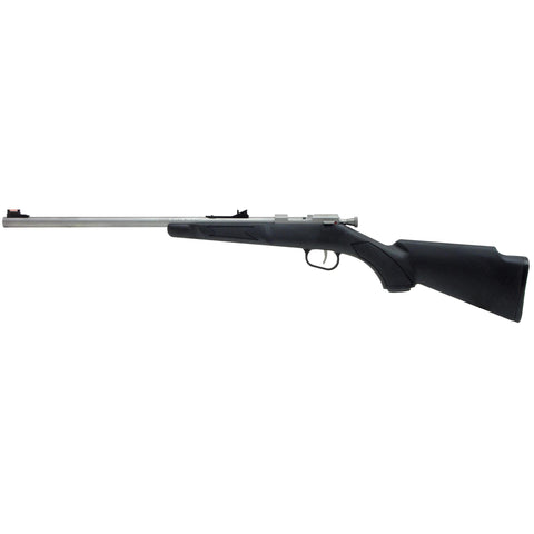 Henry Mini Bolt 22 Rifle Black-sts