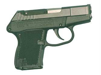 Keltec P-3at 380acp Pk-gry 6rd