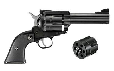 "Ruger Blackhwk 357mag-9mm 4.6"" Bl 6rd"