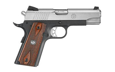 "Ruger Sr1911 45acp 4.25"" Sts-anod 7r"