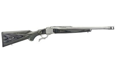 "Ruger 1 450bush 20"" Black Lam Sts"