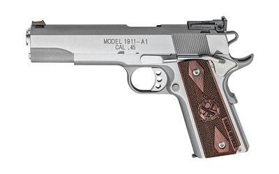 "Springfield 45acp Range Ofc 5"" 7rd Sts"