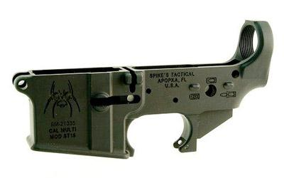 Spike's Tactical Stripped Lower (spider)