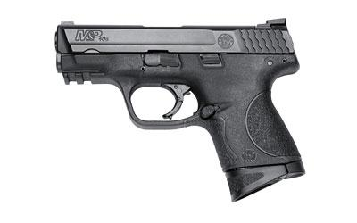 "Smith & Wesson M&p 40sw 3.5"" Black 10rd Mass"