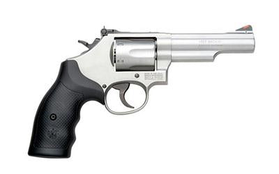 "Smith & Wesson 66 4.25"" 357mag 6rd Sts As Rbr"