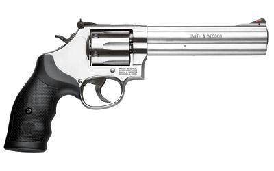 "Smith & Wesson 686-6 6"" 357 Sts Rr-wo"