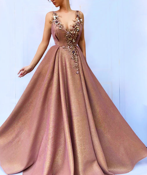 Mahogany Delight TMD Gown