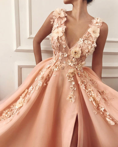 Magnolia Bloom TMD Gown